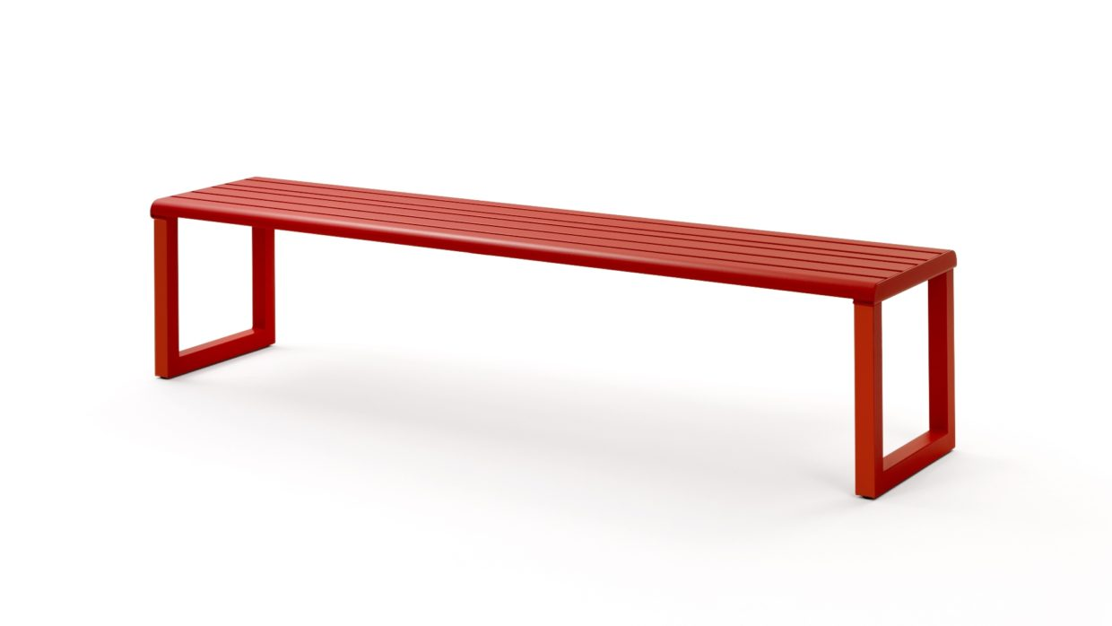 .h24 Flat Bench Urbantime by Diemmebi