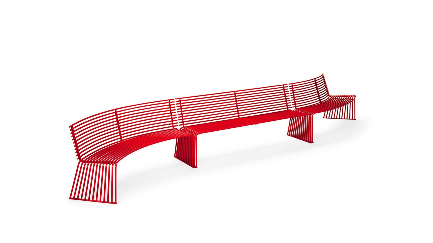 .015 Bench with Backrest
