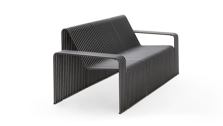 .015 Sofa Urbantime by Diemmebi