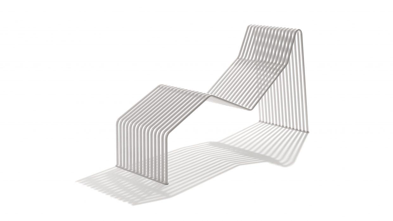 .015 Chaise longue Urbantime by Diemmebi