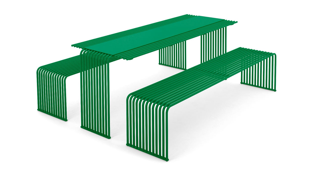 .015 Table Urbantime by Diemmebi