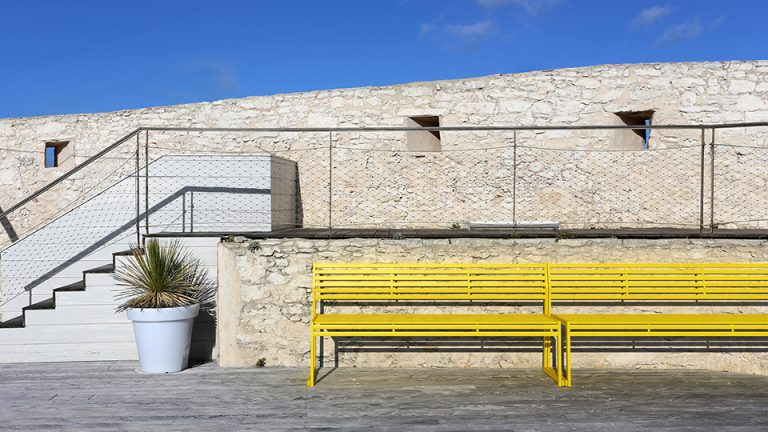 Cortina.026 – the new urban stackable bench!