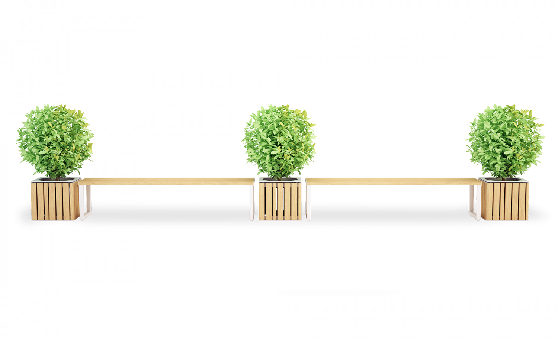 .H24 Planter