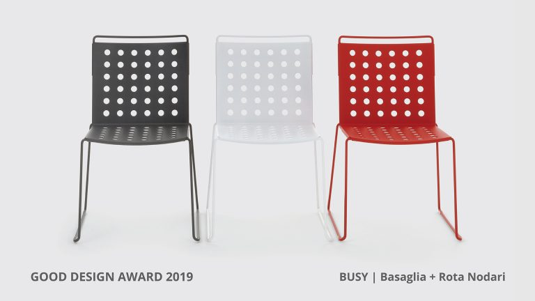 Busy received the GOOD DESIGN AWARD