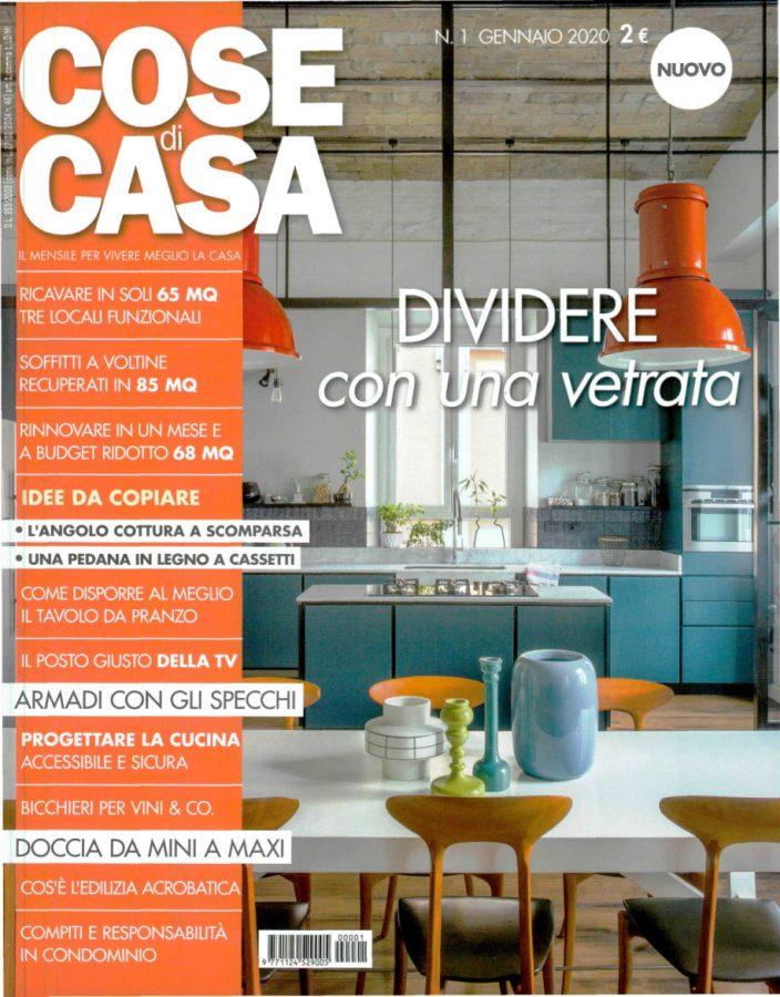 COSE DI CASA, Upgrade